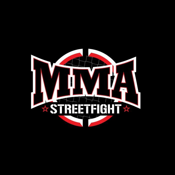 graficky-návrh-loga mma streetfight