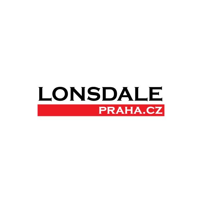 grafický návrh loga lonsdale praha