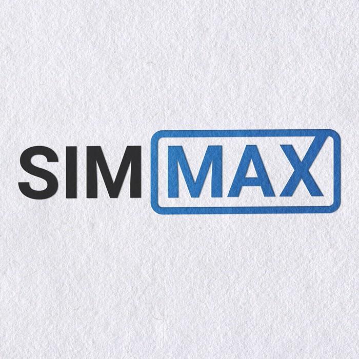 tvorba firemního loga simmax